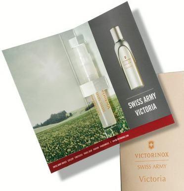 Campione Gratuito Profumo Victorinox Swiss Army Victoria