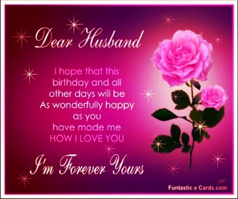 Pin by malejah nile ali on birthdays pinterest birthdays birthday wishes for husband 01 bookmarktalkfo Image collections