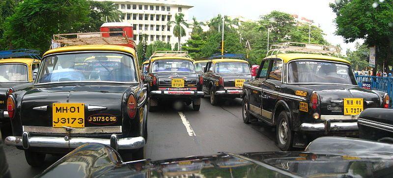 Amazing Mumbai Taxi
