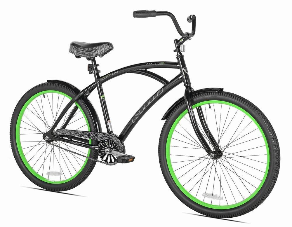 New 26 Men S Cruiser Bicycles Beach Bikes Cruising Bike Kickstand