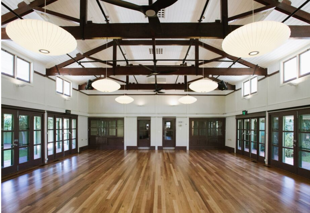 Gorman Main Hall - Ainslie