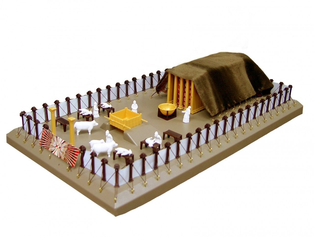 Tabernacle Model Kit With Lessons