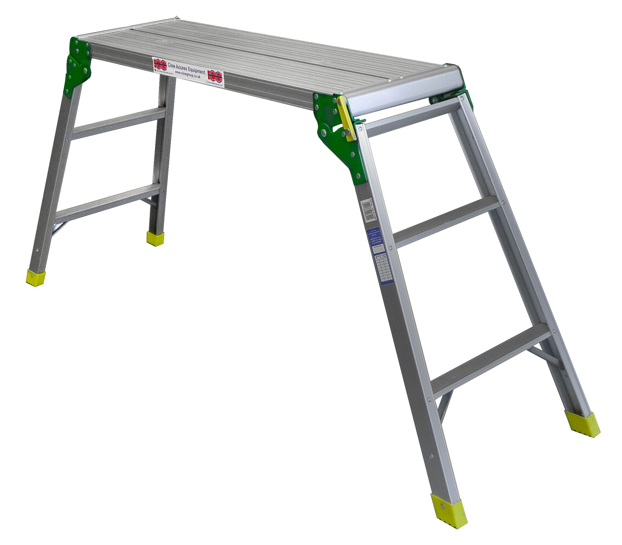 Clow Hop Up Step Bench Work Platform Direct From The Clow Group Step Bench Ladder Work Platform