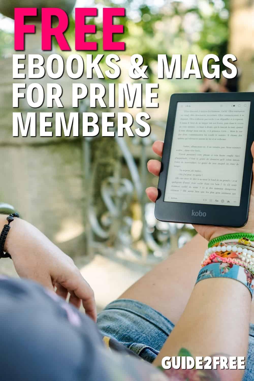 Free Ebooks And Magazines For Amazon Prime Members Free Ebooks