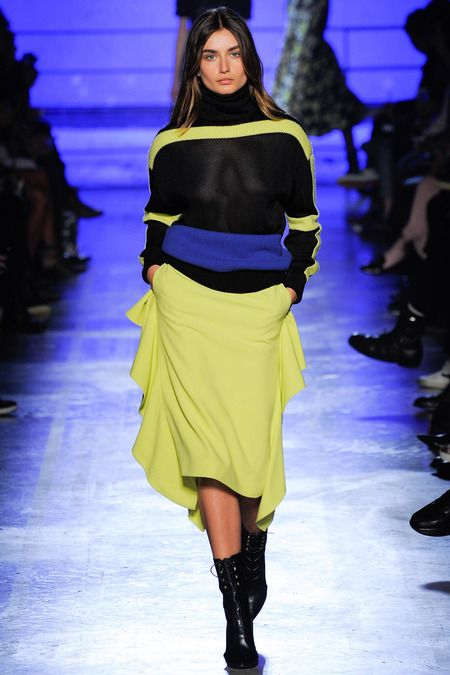 Emanuel Ungaro | Fall 2014 Ready-to-Wear Collection | Style.com