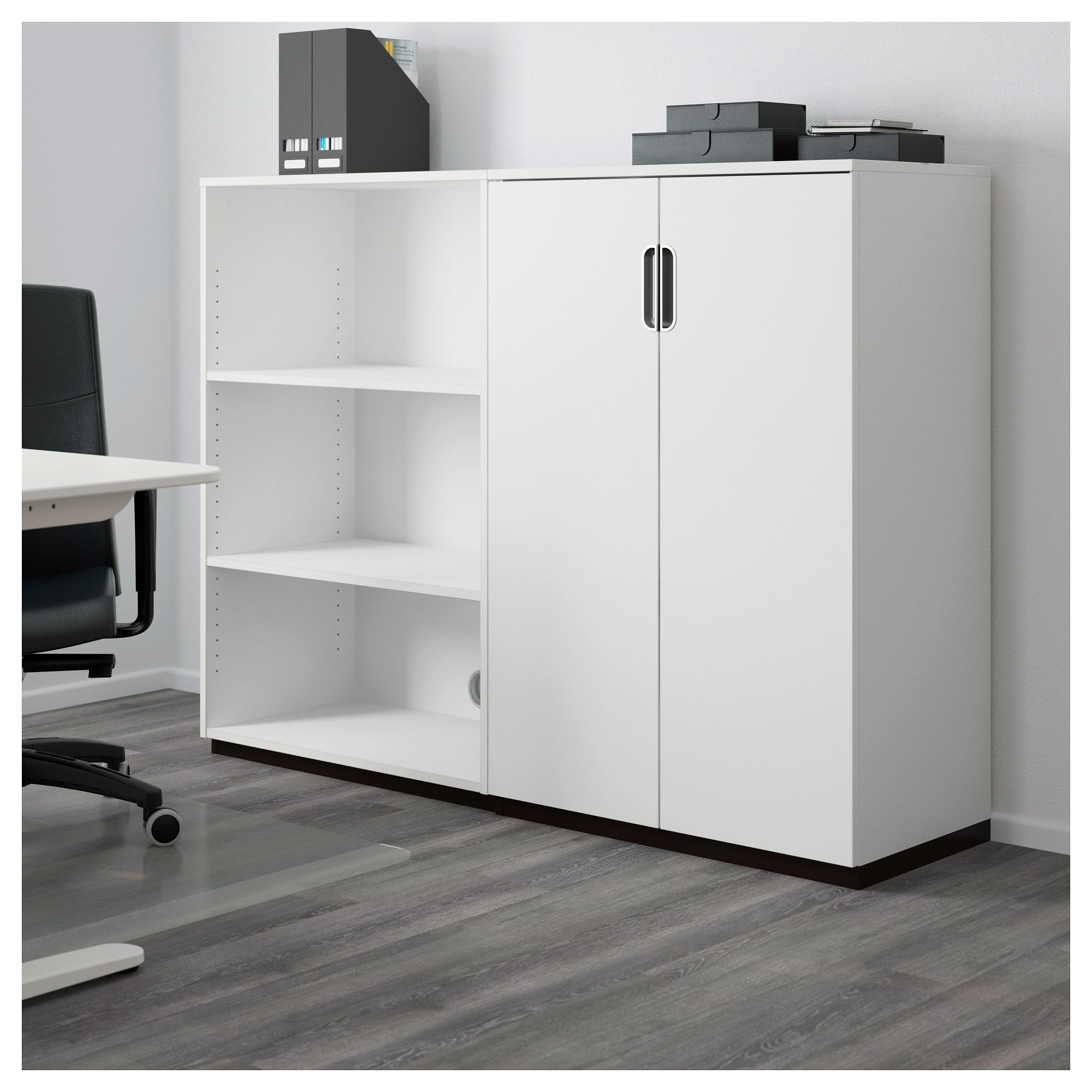 office storage unit. GALANT Storage Combination White 160x120 Cm - IKEA. Office CabinetsDrawer Unit