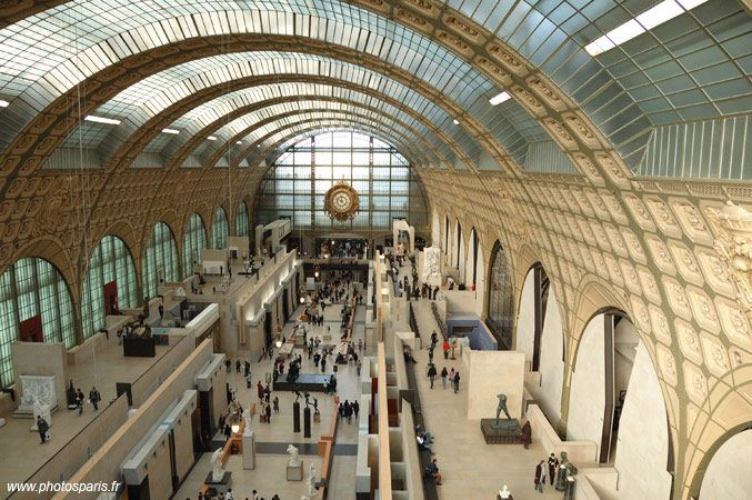 Museo de Orsay - Francia... On my next trip to Paris.