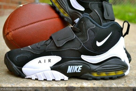db851566f7 Nike Air Max Speed Turf Black White Voltage Yellow Detailed Pictures | Kix  and the City