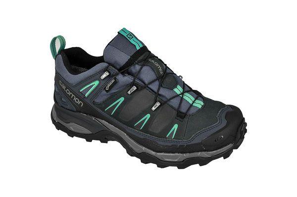Salomon Sportowe Damskie Salomon Granatowe Buty Trekkingowe Salomon X Ultra Ltr Gtx Boots Hiking Boots Shoes
