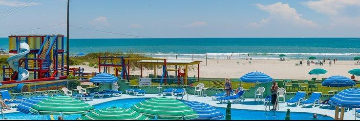 Oceanana Family Resort Atlantic Beach North Carolina