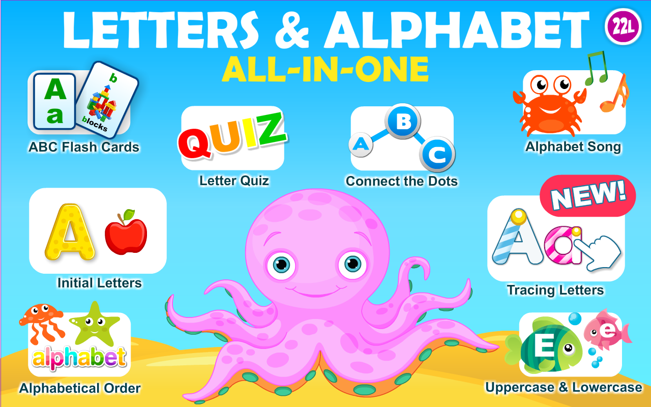Preschool AllInOne Learning A to Z ¨C Letters and