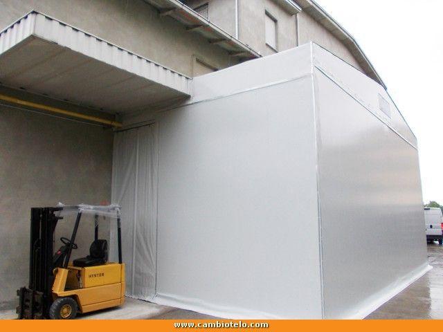 capannoni in pvc, capannoni in pvc usati, capannoni in pvc per