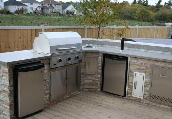 outdoor kegerator this is the dream man cave garage wine fridge ceramic cooker on outdoor kitchen kegerator id=36379