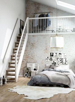lofty design nautical bedroom ideas. bedroom design Home architecture Interior Design house interiors loft  decor living