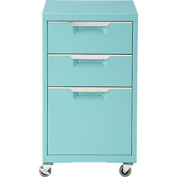 Tps Aqua 3 Drawer Filing Cabinet Filing Cabinet Drawer Filing Cabinet Modern Home Office Furniture