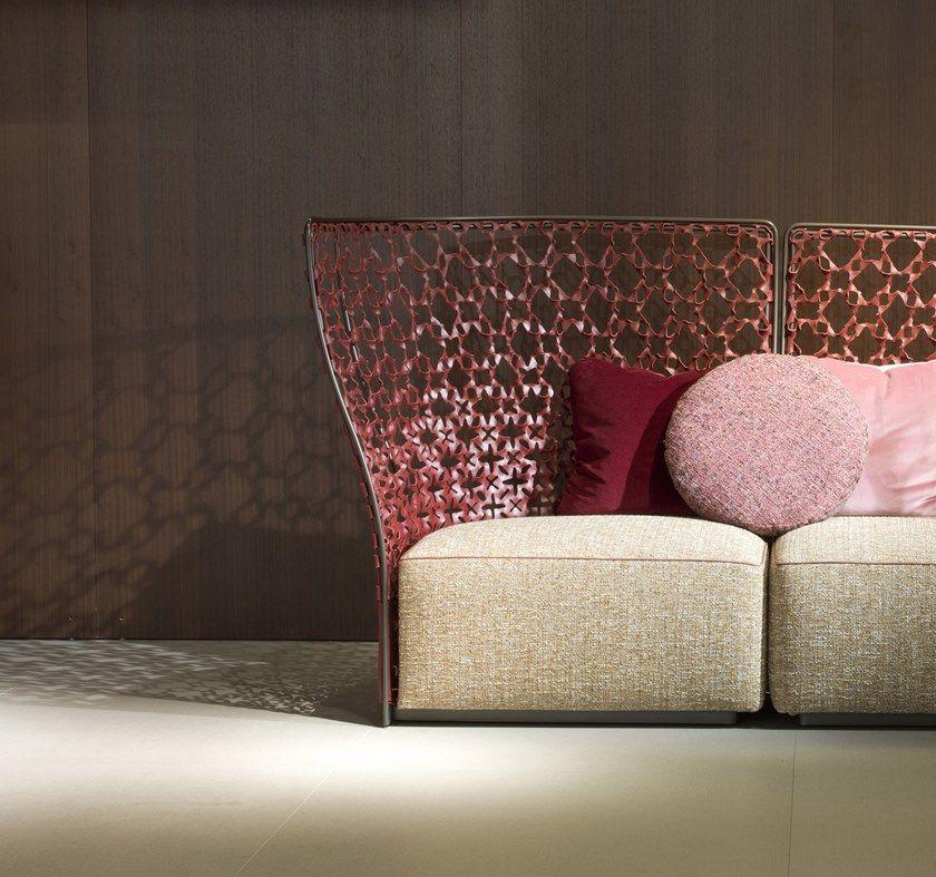 Highback sofa in 2020 Sofa design, Decor collection, Sofa