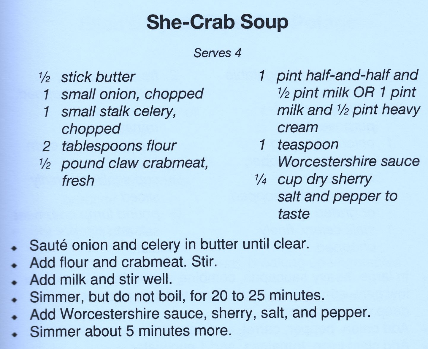 she crab soup & shrimp and grits recipes … | Pinteres…