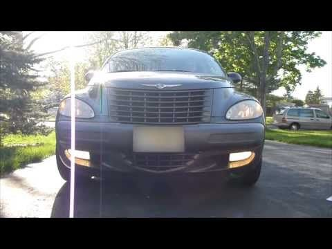 Changing Spark Plugs On A Pt Cruiser Diy And Car Maintenance Plug Vehicles