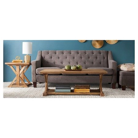 174 Farmhouse Coffee Table Wood Target With Images Wood