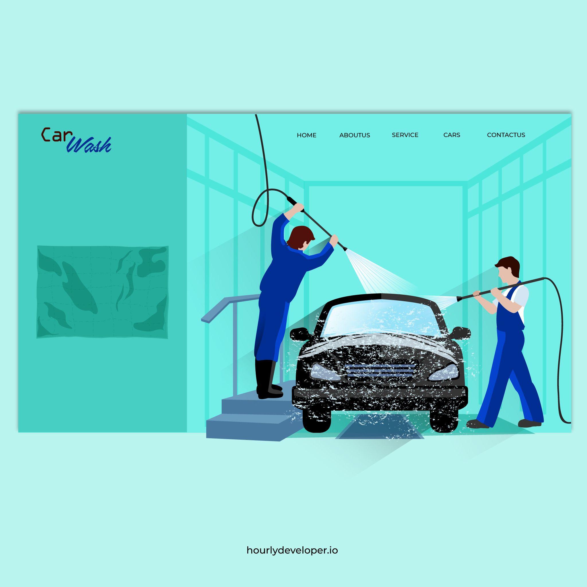 Mobile Car Wash App Development Car Wash Mobile Car Wash