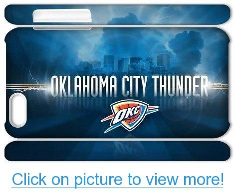 Accurate Store NBA Oklahoma City Thunder Logo Iphone 5C 3D Hard Case Cover