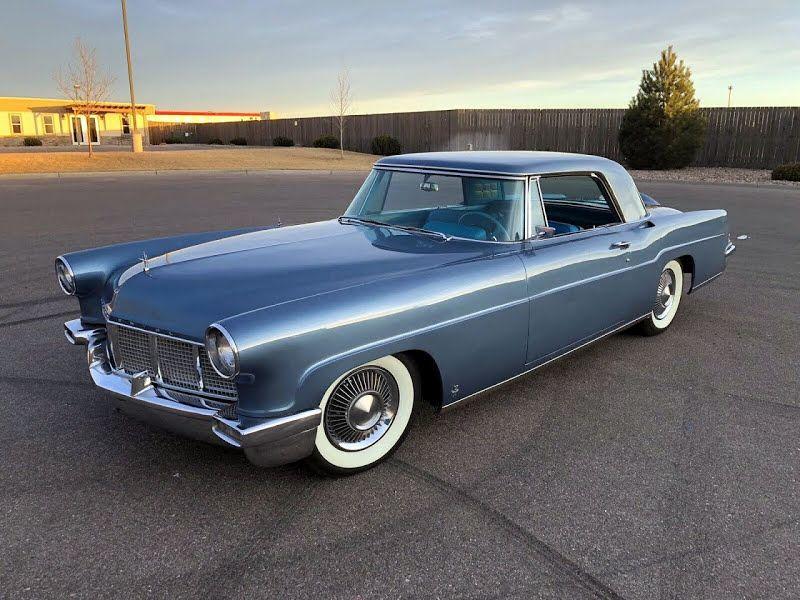 1956 Lincoln Mark Series Continental Mark II for sale in Pomona California   ListedBuy