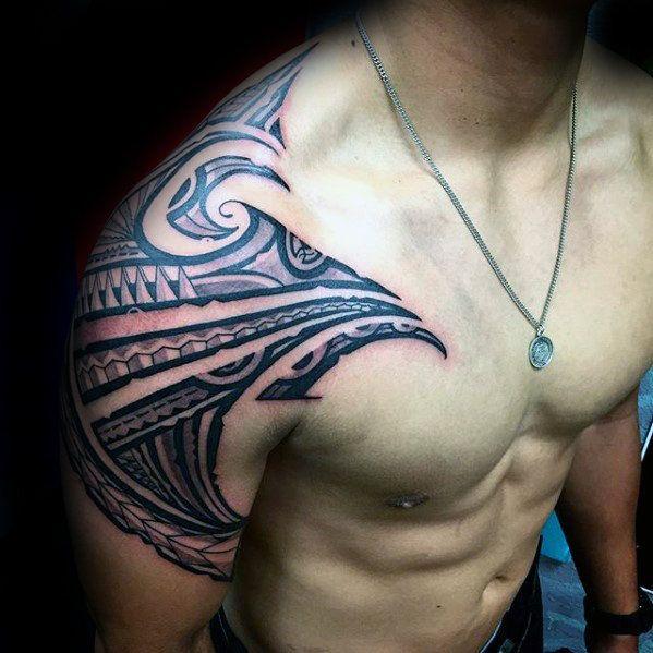 Photo of 70 Sick Tribal Tattoos für Männer – Cool Masculine Design-Id…