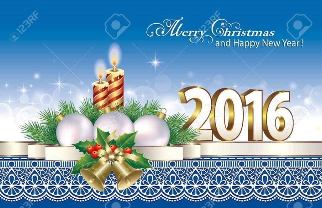 Contoh Kartu Ucapan Selamat Natal Dan Tahun Baru