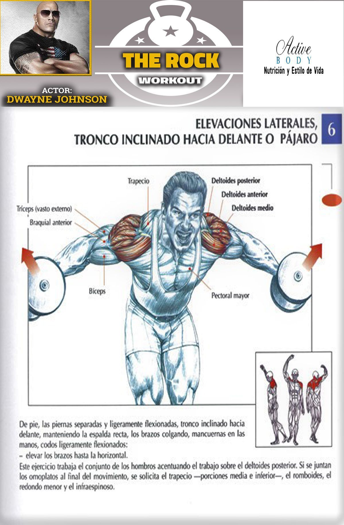 Pin On Ejercicios De Fitness