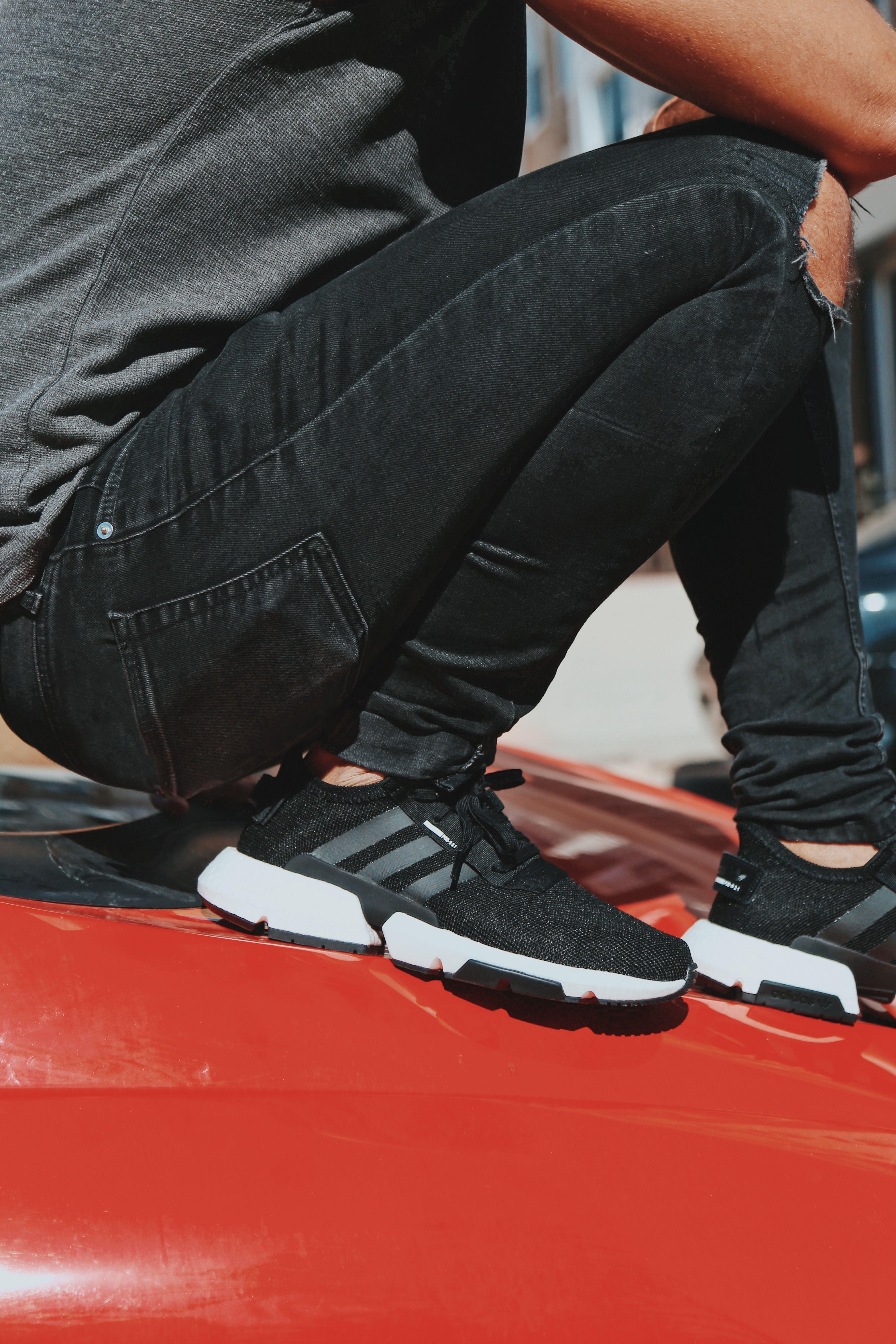 100% authentic ea376 f4c3a ... Zapatos Mayka. 🔥🔥NEW!🔥🔥 Ya están aquí las nuevas Adidas P.O.D.  System⚡️con