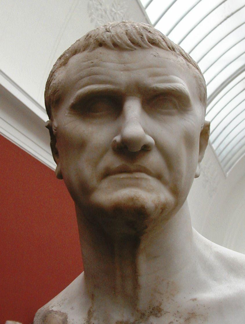 Crassus Mark Licinius - Ancient Roman commander, winner of Spartacus. Origin, biography 63