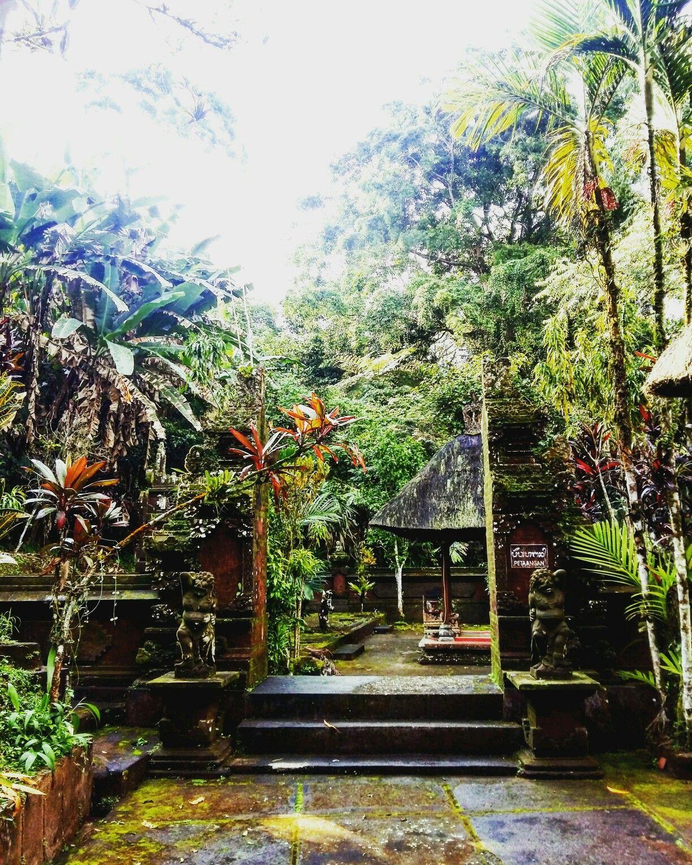 Pura Luhur Batukau House styles, Bali, earth