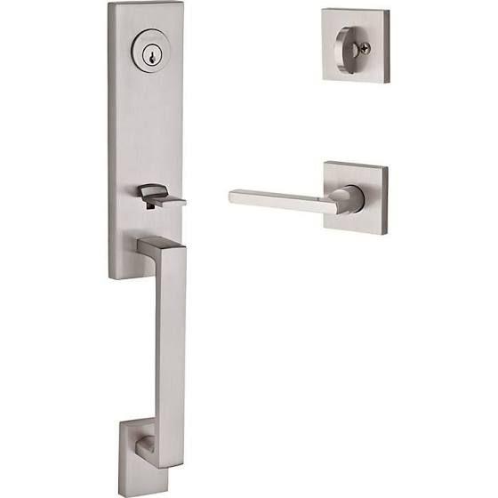 Modern Entry Door Hardware Sets Home Design Ideas Left Handed
