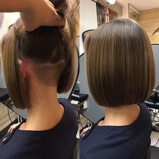 Hidden Undercut | It's All About Hair in 2019 | Hair cuts ...