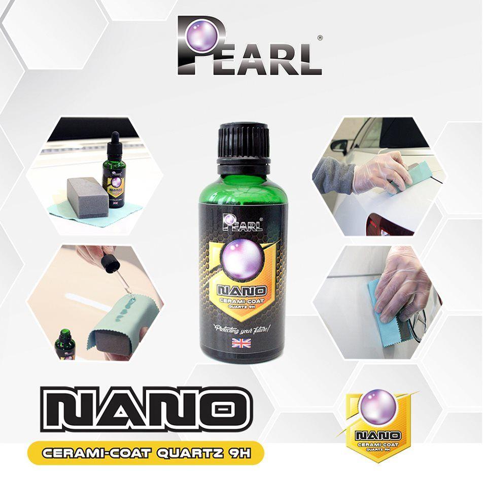 Pearl® Nano CeramiCoat Quartz 9H is a technically