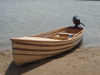 Cedar free strip canoe plan