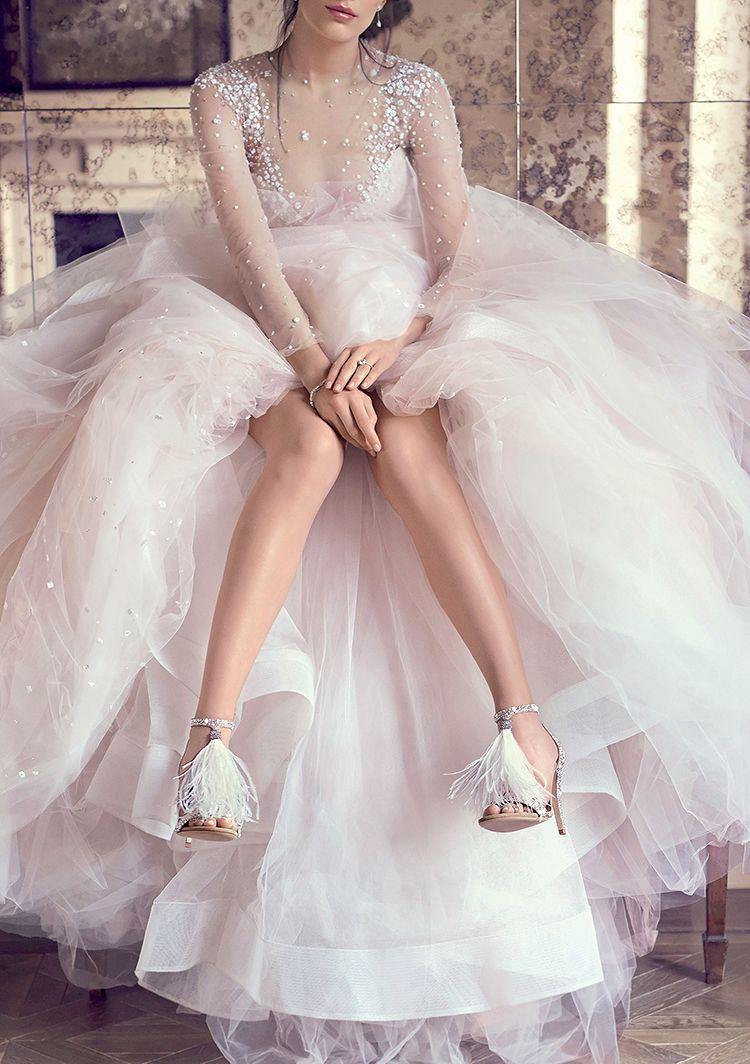 ג׳ימי צ׳ו קולקציית נעלי כלה 2016 Jimmy choo bridal
