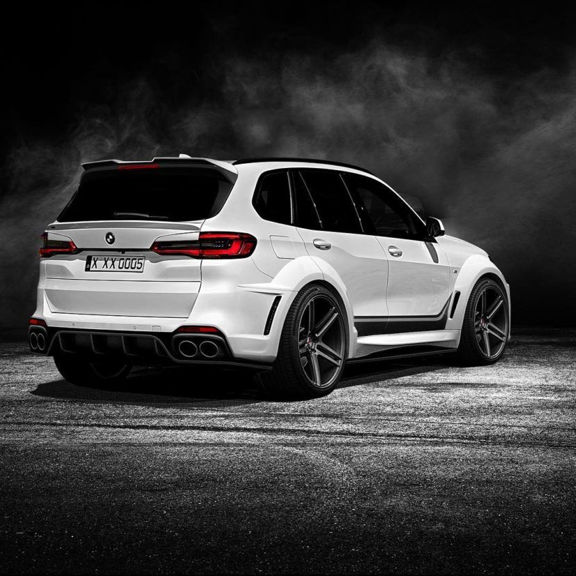 2020 BMW X5 Stormtrooper Hails from Russia Bmw, Bmw suv