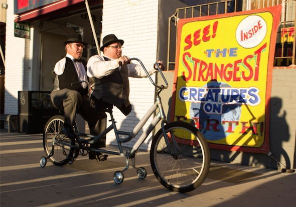 """Step Right Up to the Strangest 2nd Season """"Freakshow"""" on Earth w/AMC's Series About Todd Ray's Family Business #Freakshow #Premiere #Video #S2 http://www.redcarpetreporttv.com/2014/04/25/step-right-up-to-the-strangest-2nd-season-freakshow-on-earth-with-amcs-series-about-todd-rays-family-business-freakshow-premiere-video-s2/"""
