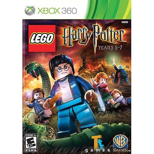 Warner Bros Lego Harry Potter Years 5 7 Xbox 360 Walmart Com Lego Harry Potter Harry Potter Years Wii Games
