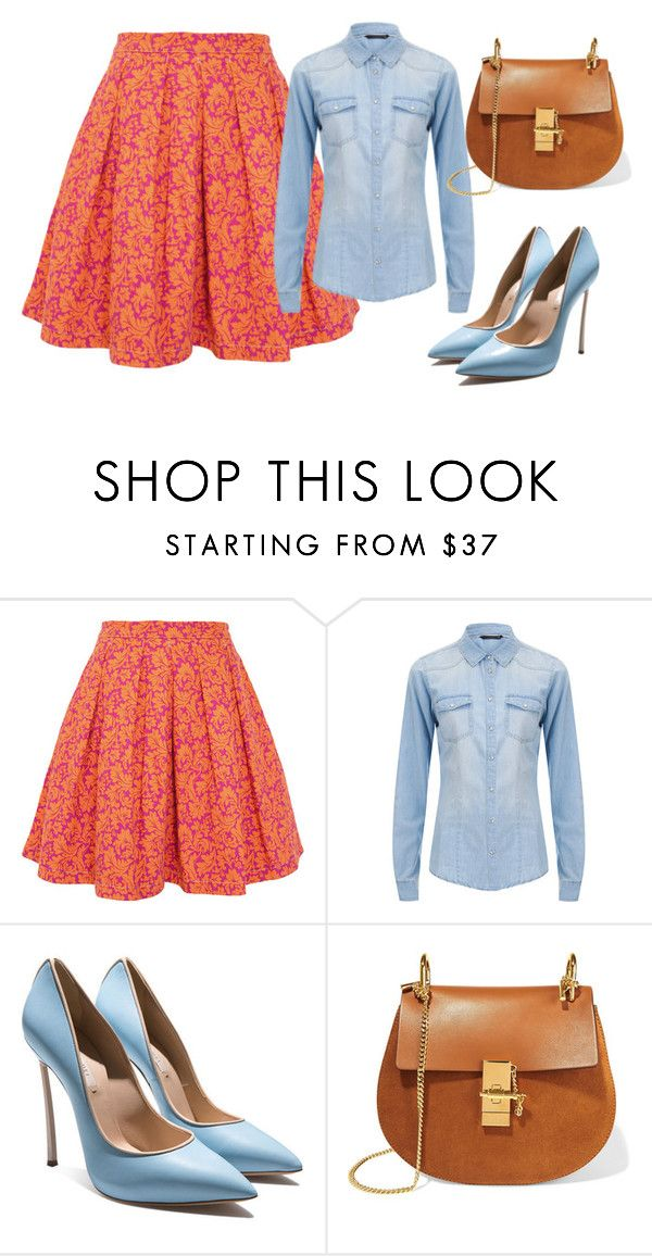 """""""gyfyt"""" by v-askerova on Polyvore featuring мода, MPJ и Chloé"""