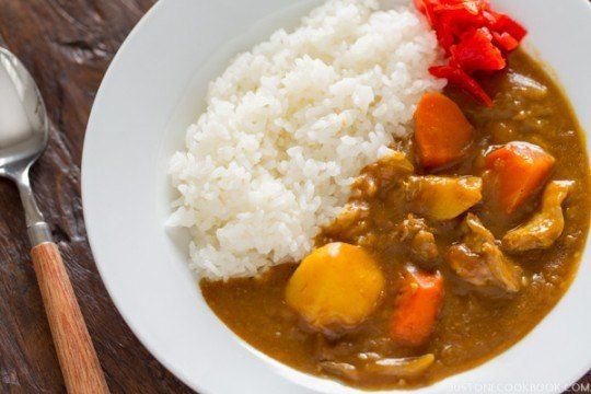 Pressure Cooker Japanese Curry カレーライス 圧力鍋 Just One Cookb Recipe Japanese Curry Pressure Cooker Recipes Recipes
