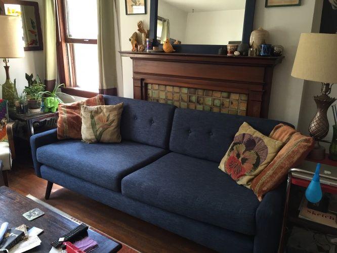 Joybird Colston Sofa from Jennifer K.