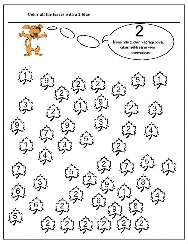 Worksheets Number Identification Worksheets number hunt worksheet for kids 10 montessori pinterest kids