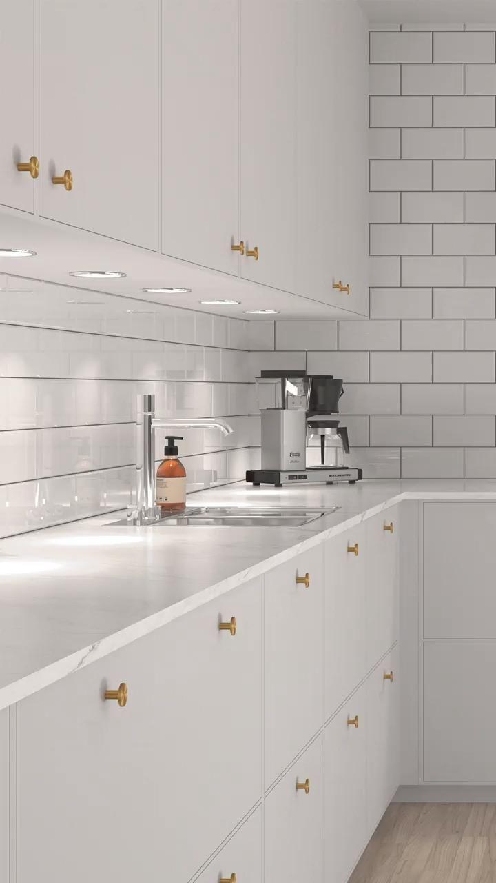 Reklam: Byta beslag i köket?