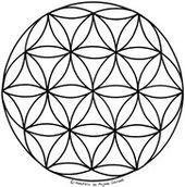 Blume Des Lebens Mandala Ausmalbilder Vorlage Mandalas Zum Ausdrucken Und Ausmal Blume Des Lebens Mandala Mandalas Zum Ausdrucken Mandala Malvorlagen