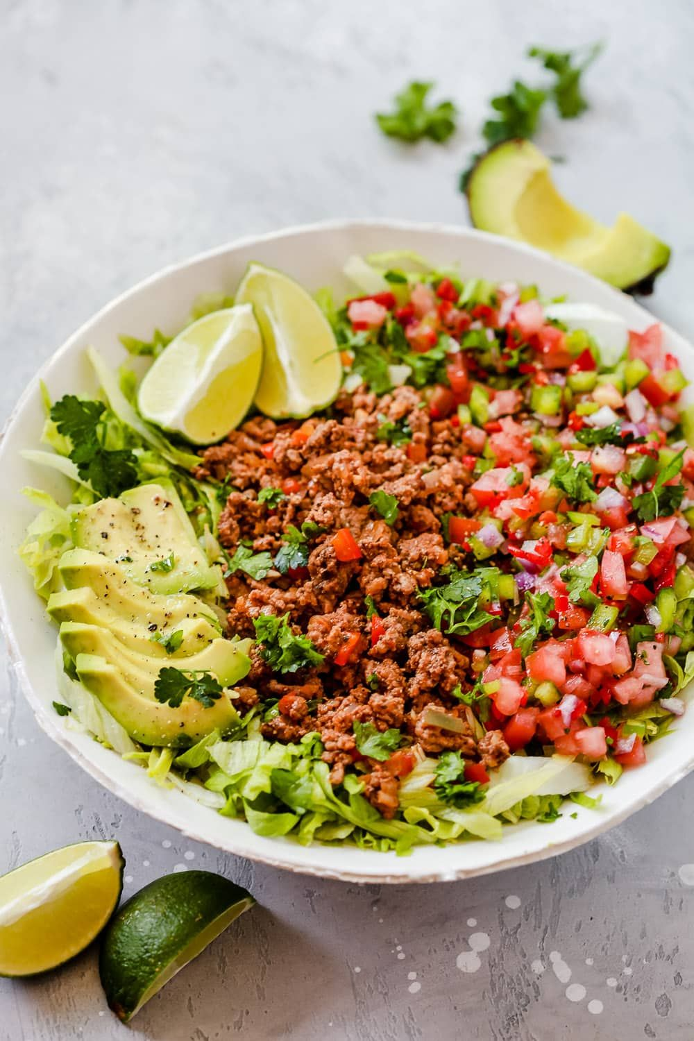 This Ground Beef Taco Salad Recipe Will Become Your To Go