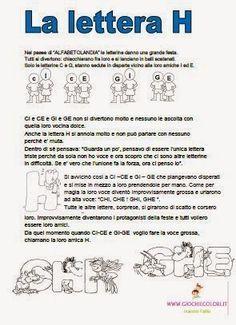 Ca Co Cu Schede Didattiche Classe Prima Cerca Con Google Idee