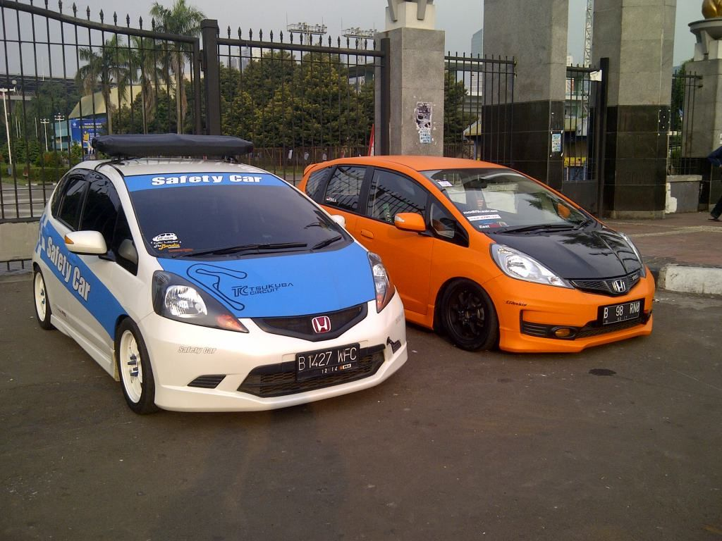 Modded honda fit google search