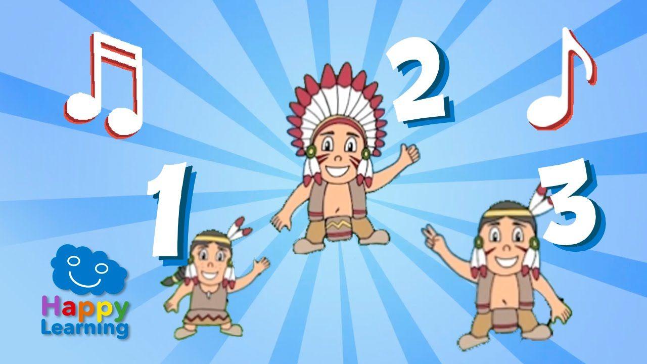 Canción De Los Numeros Para Niños Los Numeros Del 1 Al 10 Canciones In Canciones Infantiles 10 Canciones Infantiles Numeros Para Niños